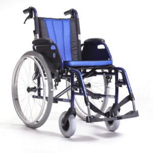 Wózek inwalidzki VERMEIREN JAZZ SB50 B69
