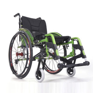 Wózek inwalidzki VERMEIREN V300 Active