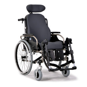Wózek inwalidzki VERMEIREN V300 30° Komfort