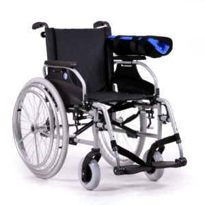 Wózek inwalidzki VERMEIREN D200 HEM