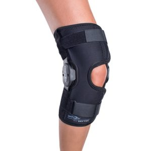 DonJoy Deluxe Hinged Knee